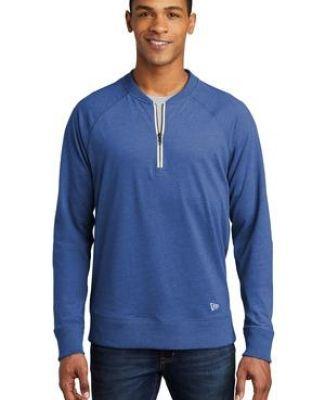 New Era Apparel NEA123 New Era    Sueded Cotton Blend 1/4-Zip Pullover Catalog