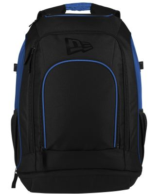 New Era NEB300     Shutout Backpack Royal/Black
