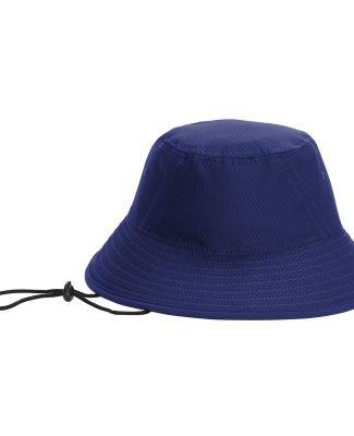 New Era NE800     Hex Era Bucket Hat Dark Royal