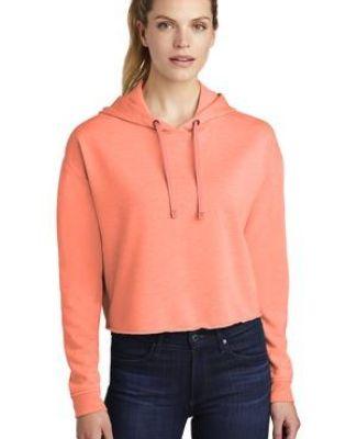 Sport Tek LST298 Sport-Tek    Ladies PosiCharge    Tri-Blend Wicking Fleece Crop Hooded Pullover Catalog
