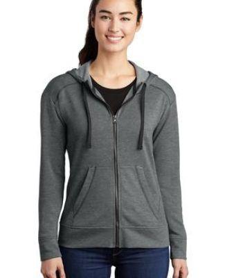Sport Tek LST293 Sport-Tek    Ladies PosiCharge    Tri-Blend Wicking Fleece Full-Zip Hooded Jacket Catalog