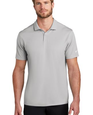 Nike BV6041  Dry Victory Textured Polo Wolf Grey Hthr