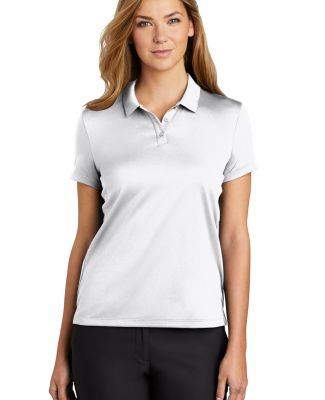 Nike BV6043  Ladies Dry Essential Solid Polo White