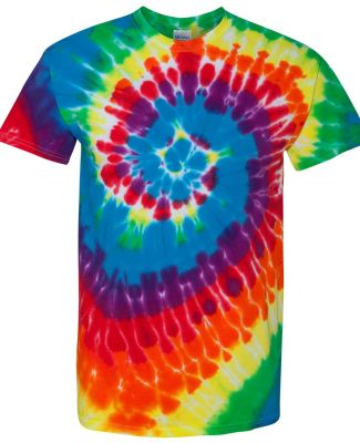 Dynomite 200MS Multi-Color Spiral Short Sleeve T-Shirt Catalog