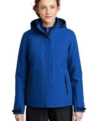 Port Authority Clothing L405 Port Authority    Ladies Insulated Waterproof Tech Jacket Catalog