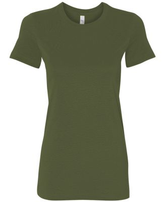 BELLA 6004 Womens Favorite T-Shirt OLIVE
