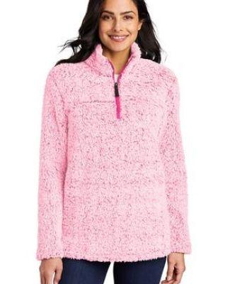 Port Authority Clothing L130 Port Authority     Ladies Cozy 1/4-Zip Fleece Catalog