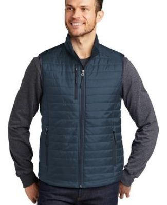 Port Authority Clothing J851 Port Authority<sup> </sup> Packable Puffy Vest Catalog