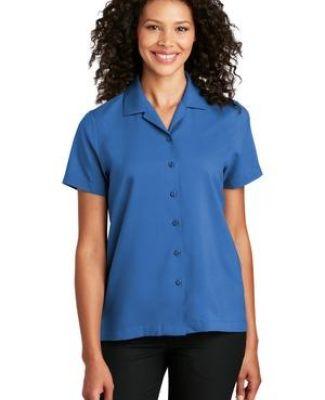 Port Authority Clothing LW400 Port Authority    Ladies Short Sleeve Performance Staff Shirt Catalog