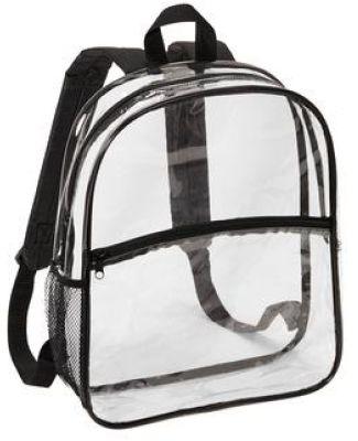 Port Authority Clothing BG230 Port Authority    Clear Backpack Catalog