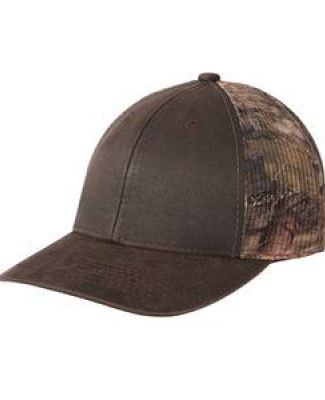 Port Authority Clothing C891 Port Authority    Pigment Print Camouflage Mesh Back Cap Catalog