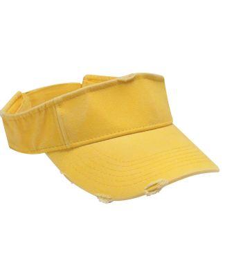 Unisex Drifter Visor Lemon