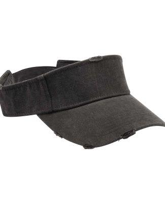 Unisex Drifter Visor Black