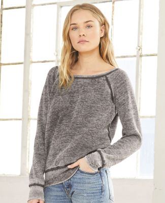 BELLA 7501 Womens Fleece Pullover Sweatshirt Catalog