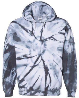 Dyenomite Blended Hooded Sweatshirt Black