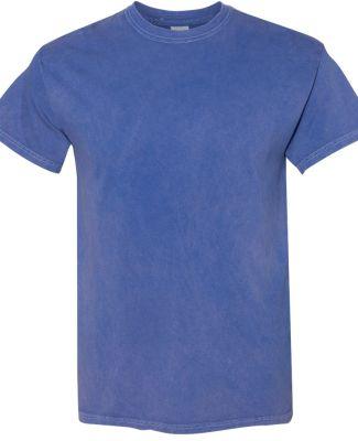 Mineral Wash T-Shirt Royal