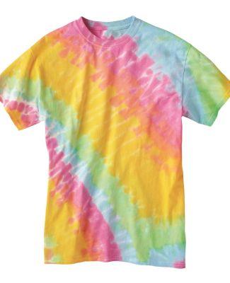 Tilt Tie Dye T-Shirt Catalog
