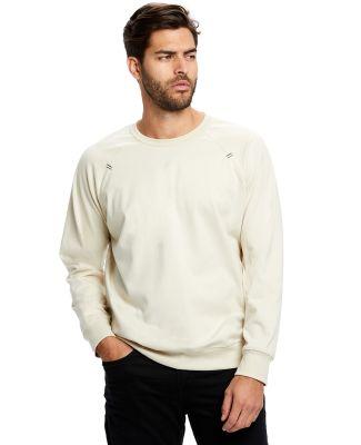 Unisex Flame Resistant Long Sleeve Raglan T-Shirt Sand