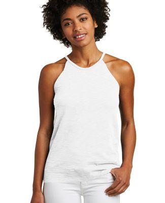 Alternative Apparel 6096 Women's Weathered Slub Sp WHITE