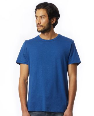 Alternative Apparel 6094 Keeper Weathered Slub Tee Catalog
