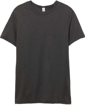 Alternative Apparel 6094 Keeper Weathered Slub Tee WASHED BLACK