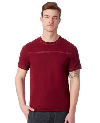 Alternative Apparel 1054 Heavy Wash Football Tee Catalog