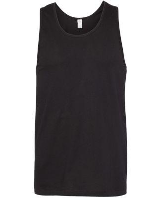 Alternative Apparel 1091 Cotton Jersey Go-To Tank BLACK