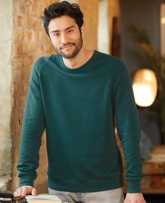Alternative Apparel 9575CT Champ Lightweight Washed French Terry Pullover Catalog
