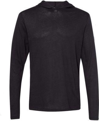 Alternative Apparel 5123 Vintage Jersey Keeper Hoo Black
