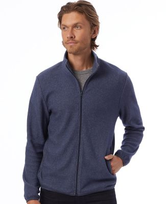 Alternative Apparel 43262 Eco-Teddy Full-Zip Jacket Catalog
