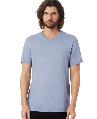 Alternative Apparel 6084 Weathered Slub Keeper V-Neck Tee Catalog