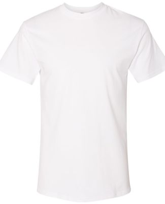 Next Level Apparel 7410S Power Crew Short Sleeve T WHITE