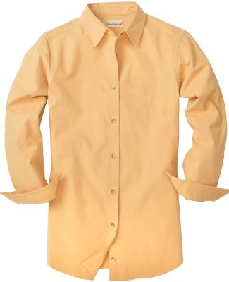 Backpacker BP7033 Ladies' Solid Flannel MAIZE
