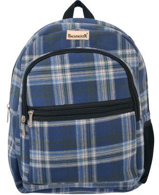 Backpacker BP8077 Original  Backpack BLUE/ GREEN