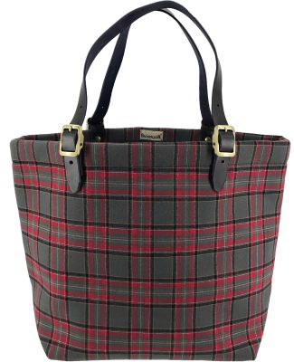 Backpacker BP8081 Around Town Tote RED GRAY