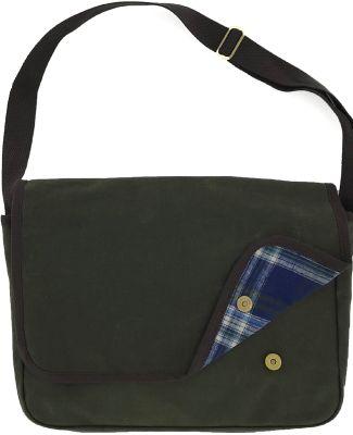 Backpacker BP8083 Adult Nomad Messenger Bag MOSS GREEN