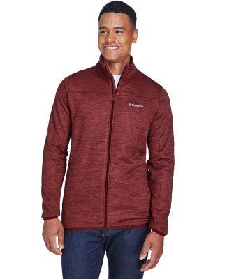 Columbia Sportswear 1807681 Men's Birch Woods™ I RED ELEMENT HTHR