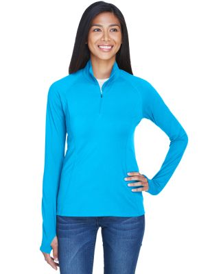 Marmot 900706 Ladies' Meghan Half-Zip Pullover ATOMIC BLUE