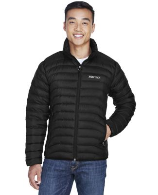 Marmot 73710 Men's Tullus Insulated Puffer Jacket BLACK