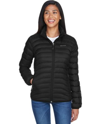 Marmot 78370 Ladies' Aruna Insulated Puffer Jacket BLACK