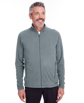 Marmot 901075 Men's Rocklin Fleece Full-Zip Jacket STEEL ONYX