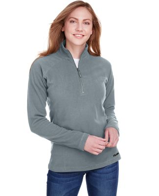 Marmot 901079 Ladies' Rocklin Fleece Half-Zip STEEL ONYX