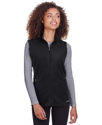 Marmot 901080 Ladies' Rocklin Fleece Vest BLACK