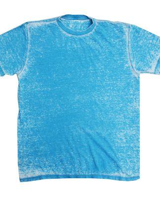 Tie-Dye 1350 Adult Acid Wash T-Shirt SKY