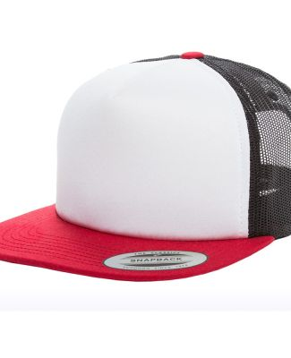 Yupoong-Flex Fit 6005 Classics™ Flat Bill Foam Trucker Cap Catalog