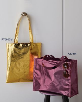 Liberty Bags A134M Metallic Large Tote Catalog