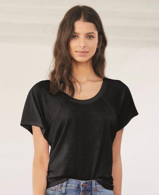 BELLA 8801 Womens Jersey Flowy Shirt Catalog