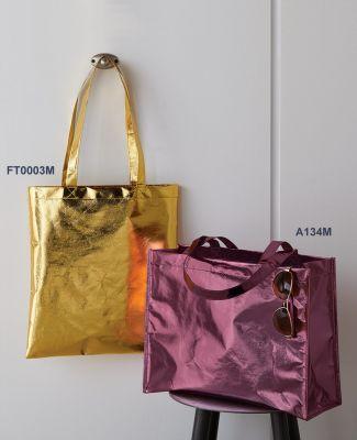 Liberty Bags FT003M Metallic Tote Catalog