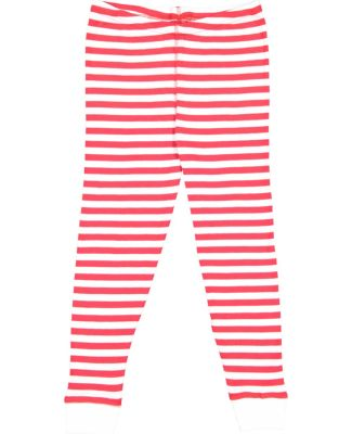 LA T 612Z Youth Baby Rib Pajama Bottom Catalog