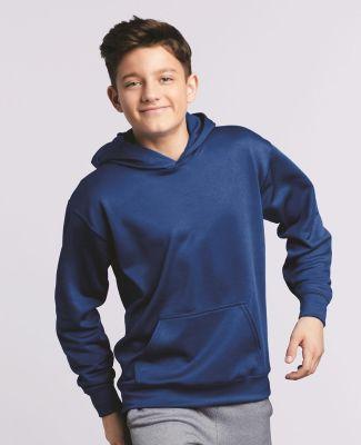 Gildan 99500B Performance® Tech Youth Hooded Sweatshirt Catalog
